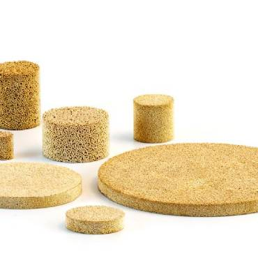 Porous Filter Disc Image 5