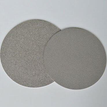 Porous Stainless Steel Discs Image 8
