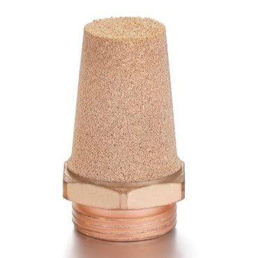 Sintered Bronze Muffler Image 10