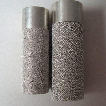 Sintered Metal Filter Image 1