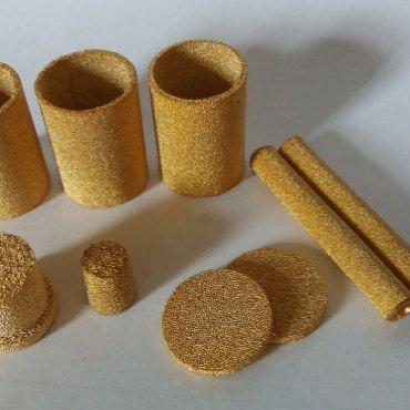Sintered Porous Metal Filter Image 12