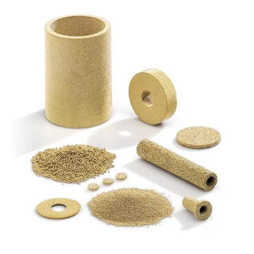 Copper Powder Filter