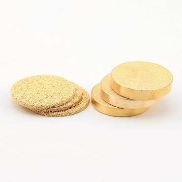 Porous Bronze Filter Image