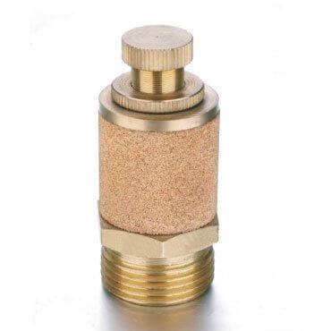 Porous Bronze Filter Image 6
