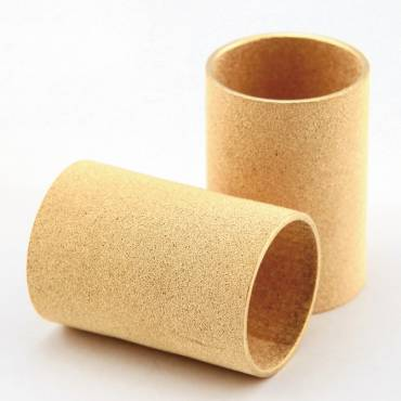Porous Sintered Bronze
