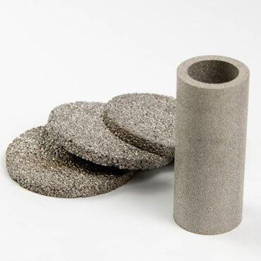 Porous Stainless Steel Discs