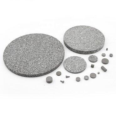 Porous Steel Image