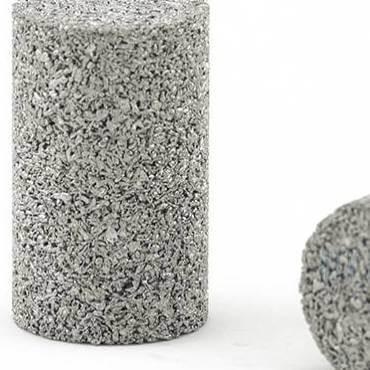 Porous Steel