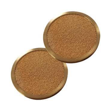 Sintered Brass Filter