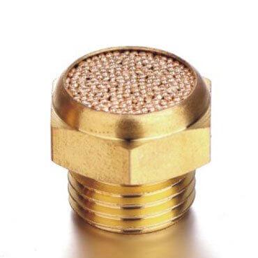 Sintered Bronze Muffler